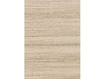 OCI DIE TEPPICHMARKE Wollteppich »Natura Plain«, rechteckig, Höhe 9 mm, natur, 9 mm, natur