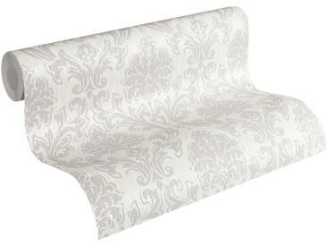 Esprit Vliestapete, »Tapete Eccentric Luxury mit neo barocken Ornamenten«, bunt, grau;beige;metallic