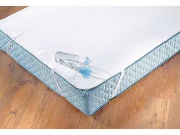 Dormisette Protect & Care Matratzenauflage »Protect & Care«, Materialmix, wasserdicht, weiß
