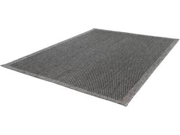 LALEE Teppich »Sunset 607«, rechteckig, Höhe 5 mm, In- und Outdoor geeignet, silberfarben, 5 mm, silberfarben