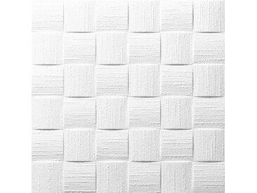 Saapor DECOSA Deckenplatten »Dublin«, 2 m², weiß
