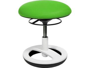TOPSTAR Topstar Dreh-Hocker »Sitness Bobby weiss«, grün, grün