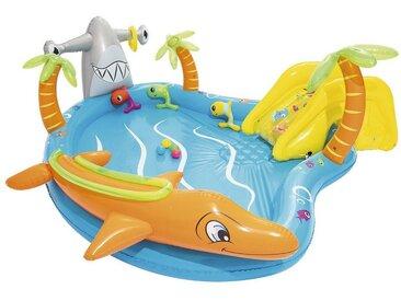Bestway Sea Life Play Center, Planschbecken 280x257x87 cm