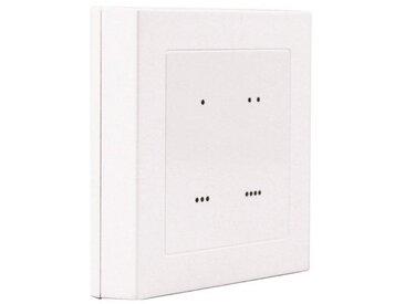 bitronhome Smart Home Zubehör »Wandschalter mit 4 Funktionstasten«, weiß, Weiß