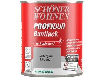 SCHÖNER WOHNEN-Kollektion Schöner Wohnen Farbe Buntlack »ProfiDur hochglänzend, 750 ml silbergrau«, grau, grau