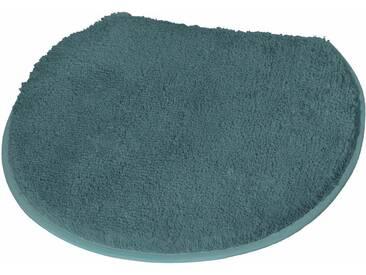 MEUSCH Badematte »Super Soft« , Höhe 23 mm, fußbodenheizungsgeeignet, strapazierfähig, rutschhemmender Rücken, grau, 23 mm, anthrazit