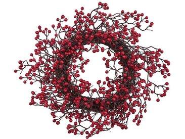 BUTLERS FLORISTA »Beerenkranz«, rot, Rot