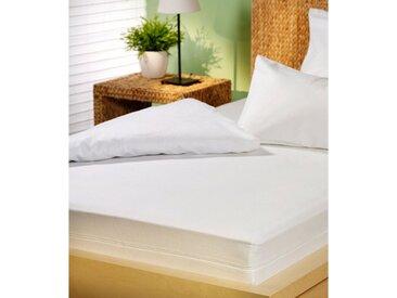 SETEX Matratzenschutzbezug »Protect & Care« , Hausstauballergiker geeignet, weiß