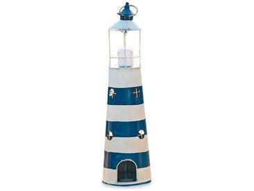 Loberon Windlicht »Pihla«, blau, blau