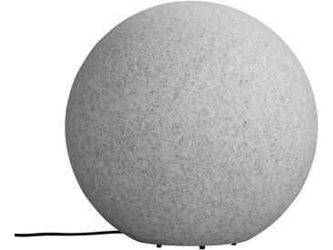 Betterlighting BETTERLIGHTING Leuchtkugel , Breite: 40 cm, granit, grau, grau