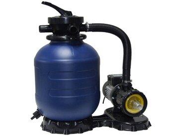 MyPool Mypool Sandfilteranlage »mp 33-5«, 5 m³/h, blau, blau