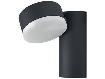 Osram Leuchte mit drehbarem Kopf und direktem Licht »ENDURA STYLE Spot Rund 8W«, grau, grau
