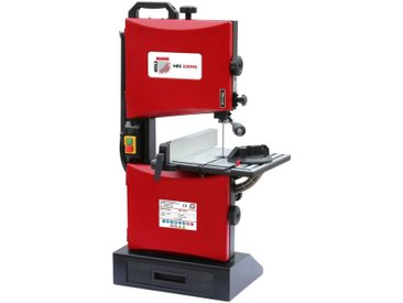Holzmann -Maschinen Holzbandsäge »HBS 230HQ«, rot, rot