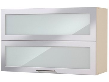 Küchenhängeschrank »London, Breite 90 cm«, natur, crema