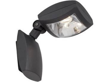 AEG Guardiano LED Außenwandstrahler anthrazit, grau, anthrazit