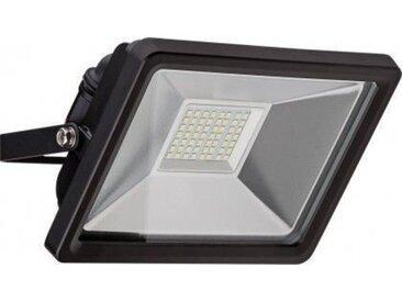 Goobay goobay LED Außen »Flutlichtstrahler 30 W«, weiß, Weiß
