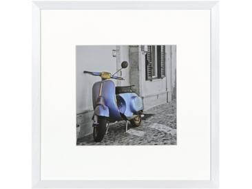 Henzo Bilderrahmen »Umbria 30x30 Holz 8149402«, weiß, white