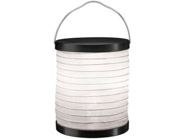 Paulmann USB-Lampion »Lampion Weiß/Anthrazit Akkubetrieb« (1-St), weiß, grau-weiß