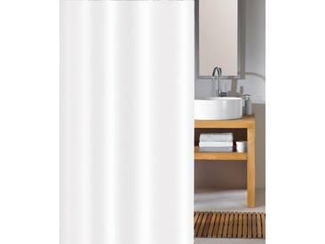 Kleine Wolke KLEINE WOLKE Duschvorhang »Phönix«, 240 cm Breite, weiß, weiß