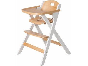 Roba® Roba Hochstuhl, klappbar, »Klapphochstuhl für Kinder«, Bicolor