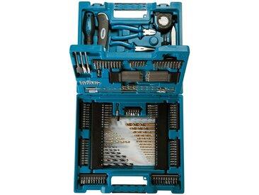Makita MAKITA Bohrer-Bit-Set »D-37194«, (200-tlg.), blau, blau