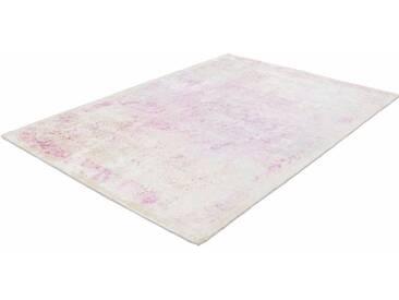 LALEE Teppich »Boutique 902«, rechteckig, Höhe 14 mm, rosa, 14 mm, pink