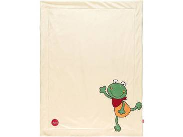 Sigikid Kuscheldecke, Folunder Frog (41560)