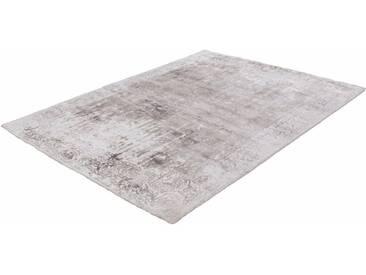 LALEE Teppich »Boutique 901«, rechteckig, Höhe 14 mm, silberfarben, 14 mm, silberfarben