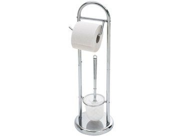Ribelli Reinigungsbürste, moderne WC-Garnitur, elegantes Design, platzsparende