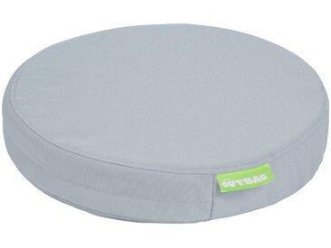 OUTBAG Auflage »Disc pillow PLUS«, wetterfest und robst, für den Außenbereich, Ø: 45 cm, grau, 1 Auflage, grau