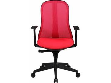 Amstyle Bürostuhl »Style«, rot, rot