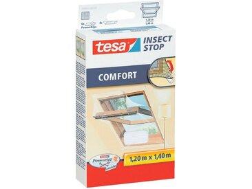 Tesa Fliegengitter 55881 für Dachfenster »Comfort«, weiß, weiß