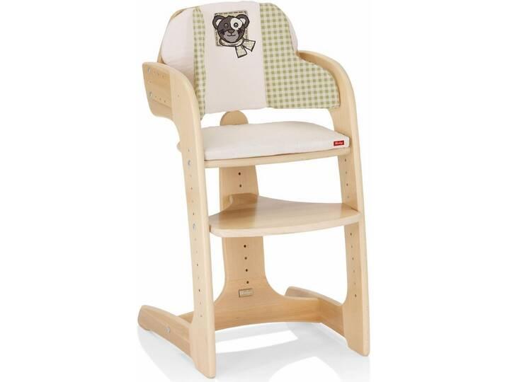Herlag ® Sitzpolster für Hochstuhl Tipp Topp Comfort IV, »beige« Beige