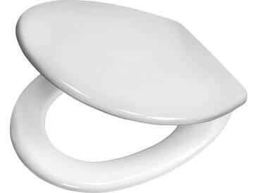 Kleine Wolke WC-Sitz »Uni«, weiß, weiß