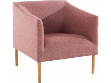 andas Sessel »Finesse« in skandinavischem Design mit attraktiver Formensprache, rosa, beere