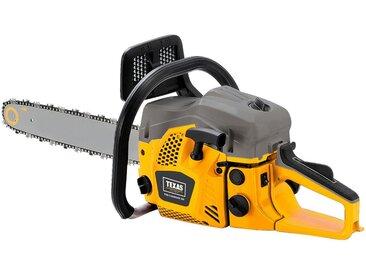 Texas TEXAS Benzin-Kettensäge »Pro Chainsaw 300«, 50 cm Schwertlänge, gelb, gelb