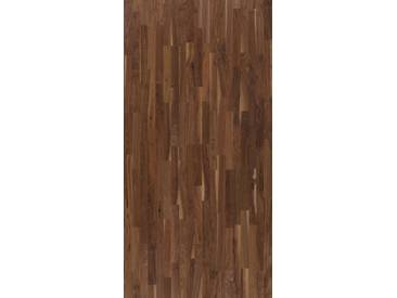PARADOR Parkett »Eco Balance Natur - schwarz Nussbaum europ.«, 2200 x 185 mm, Stärke: 13 mm, 3,66 m², braun, braun