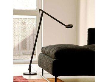 Rotaliana LED-Stehleuchte »String mit Dimmer Schwarz«, schwarz, Schwarz