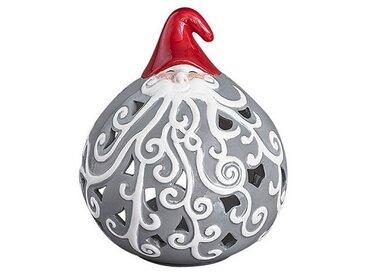 CULTDESIGN Cult Design Teelichthalter Julkul Lykta, bunt, grau, rot