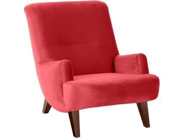 Max Winzer® Sessel »Borano«, rot, rot