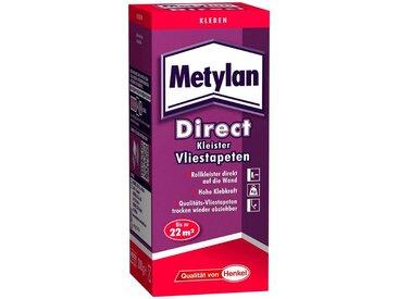 Metylan METYLAN Set: Tapetenkleister »Direct«, für Vliestapete, 2er/4er/6er Packung à 200 g, weiß, 2x 200 g, weiß