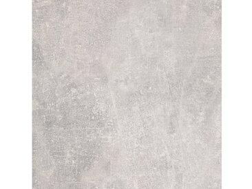 Bodenmeister BODENMEISTER Packung: Laminat »Betonoptik Sicht-Beton hell-grau«, 60 x 30 cm Fliese, Stärke: 8 mm, grau, grau