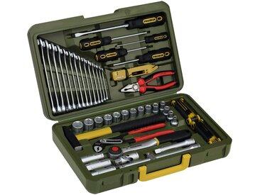 Proxxon PROXXON Werkzeugkoffer »(47-tlg.)«, grün, grün