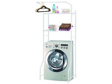HTI-Line Waschmaschinenüberbau »Corse«, weiß, Weiß