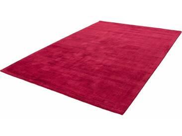 LALEE Teppich »Premium 500«, rechteckig, Höhe 13 mm, rot, 13 mm, rot