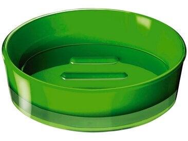 RIDDER Seifenschale »Disco«, rund, grün, grün