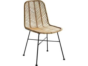 SIT Stühle »Rattan Vintage«, 2er-Set, natur, natur