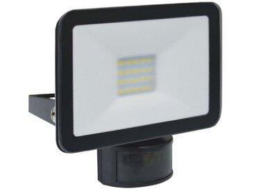 Elro ELRO Design LED Außenleuchte mit Bewegungsmelder »LF5010P«, schwarz, schwarz