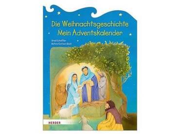 HERDER Verlag Adventskalender Die Weihnachtsgeschichte