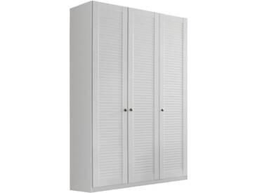 rauch SELECT Kleiderschrank, weiß, Breite: 136 cm, 3-trg., weiß
